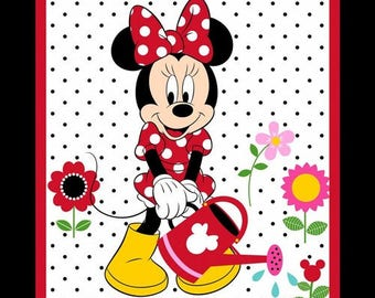 Fabric wall hangings   Etsy : minnie mouse quilt panel - Adamdwight.com
