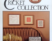 50%OFF The Cross Eyed Cricket Collection ALPHABET SAMPLERS By Karen Hyslop - Counted Cross Stitch Pattern Chart
