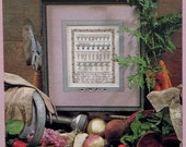 50%OFF | Teri Richards Herman | Shepherd's Bush | THE ROOT Garden | Mini Sampler | Counted Cross Stitch Pattern | Chart