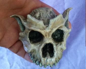 Old Sewer Goblin Skull (Uncleaned Specimen)