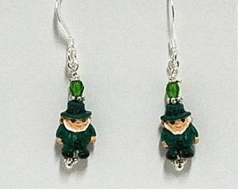 Leprechaun Earrings