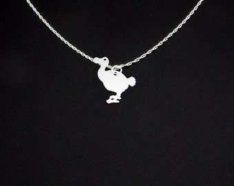 Dodo Bird Necklace - Dodo Bird Jewelry - Dodo Bird Gift - Dodo Necklace - Dodo Jewelry - Dodo Gift