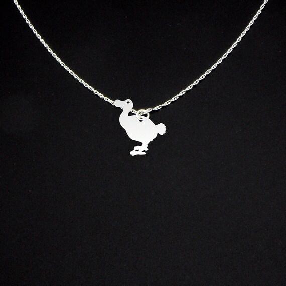 Dodo Bird Necklace Dodo Bird Jewelry Dodo Bird Gift Dodo