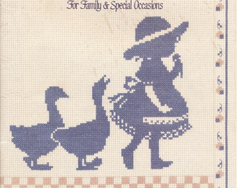 Counted Cross Stitch Patterns -- Poems for Every Occasion