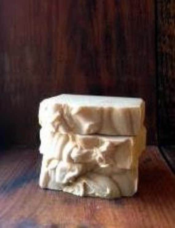 Mandarin Myrrh:  vegan soap, Palm Free Soap, soap, handmade soap