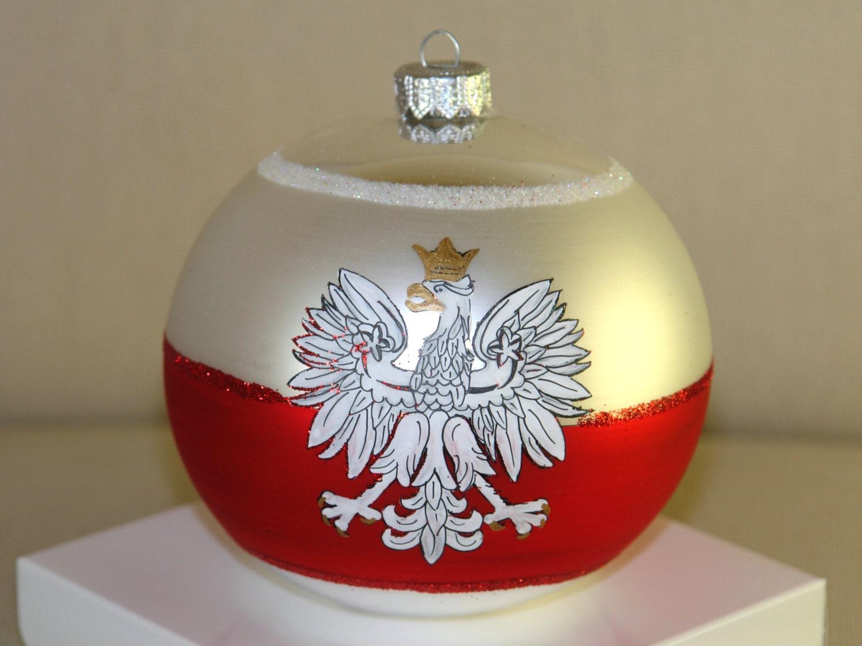 Polish Christmas Tree Ornaments