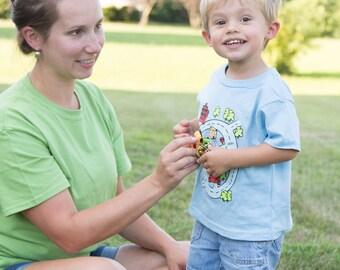 Race Track Race Car Shirt Toy Car Pretend Play Mat Race Car Race Track Shirt Gift for Boys Autism