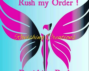 Rush My Order, Ravishing Rush !