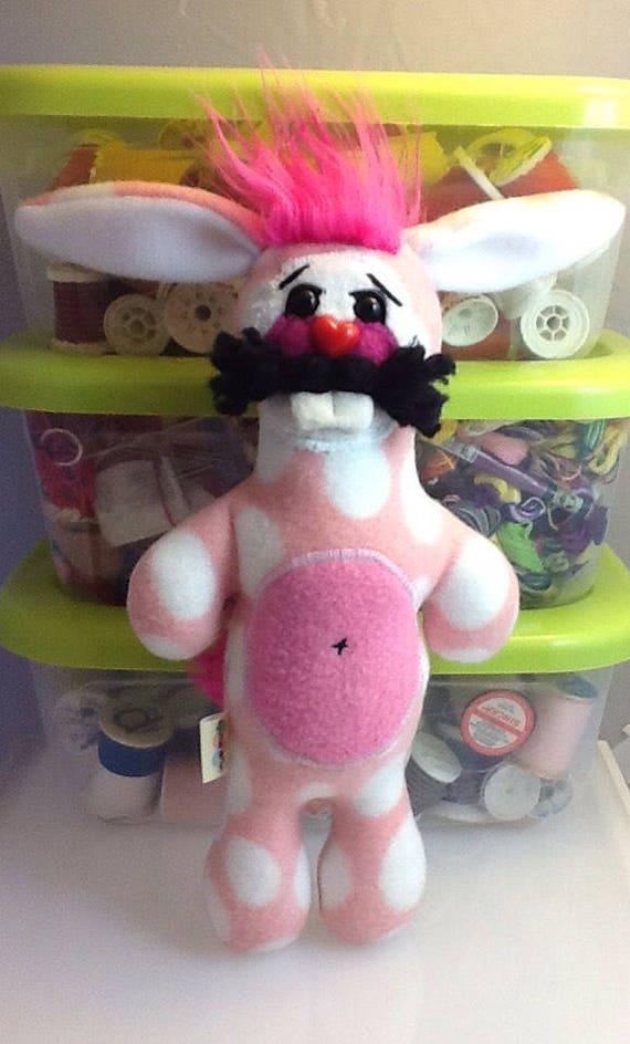 Mustache Rabbit