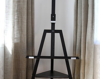 TV stand easel (Black Ebony) Free shipping