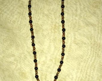 Egyptian Pagan - Kemetic Anubis Rosary