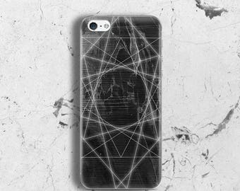 Marble case for iPhone 5 Case for iPhone se Case for iPhone 5s dark glow Slim case for iPhone 5 black gothic Clear case for Samsung S8
