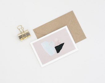 GREETING CARD Forms - abstract