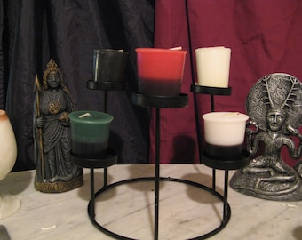 Charged Votive Candles