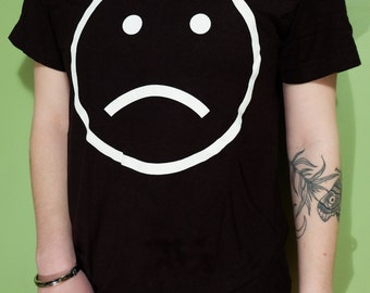 Sad Face Shirt