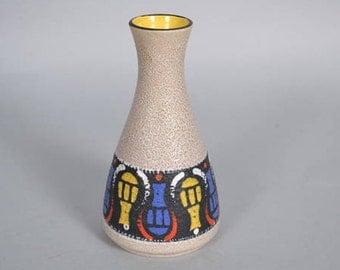 Beautiful retro Dümler & Breiden  vase 127  18 - West German Pottery