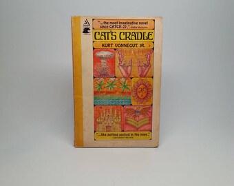 Cat's Cradle by Kurt Vonnegut 1963 Vintage Dell Paperback