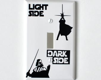Star Wars Light Side Dark Side Switch Cover