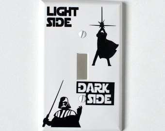 Star Wars Light Side Dark Side Switch Cover