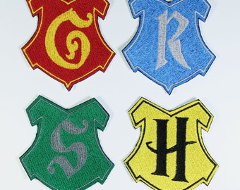 Magic House Crest Iron On Patch