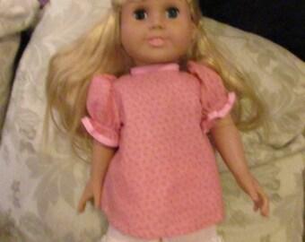 Doll dress and panties