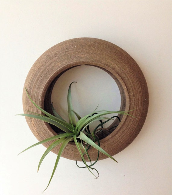 Hand Crafted Ceramic Wall Planter