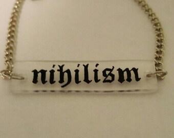 Nihilism Necklace