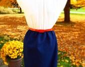 Vintage Sleeveless Dress ...