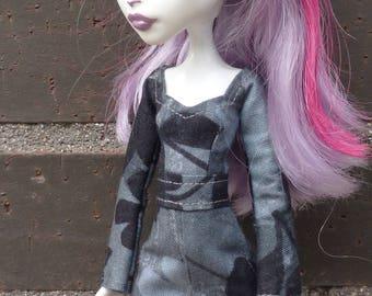 Romper for Monster High dolls.