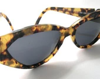 Vintage VOGART 3085 Designer Sunglasses - Italy - 1980s - Vintage Sunglasses