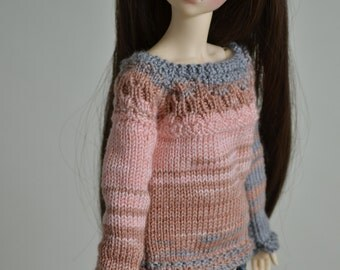 Sweater for Minifee, Narae, Slim MSD BJD