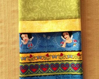 """Travel/Toddler Pillowcase - """"Snow White"""""""