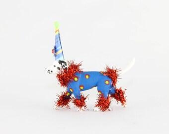 Dalmation Cupcake & Cake Topper