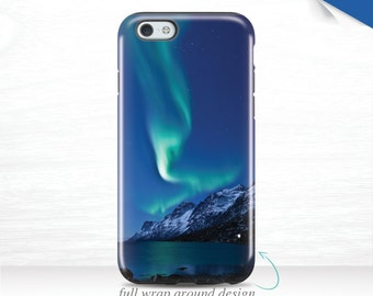 Northern Lights iPhone 7 Case iPhone 5s Case iPhone 6S Plus Case Blue  iPhone 6S Case Nature iPhone 7 Plus Case Night Sky 14e