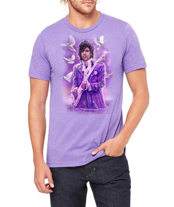 Prince (Purple Rain) Unisex T-shirt