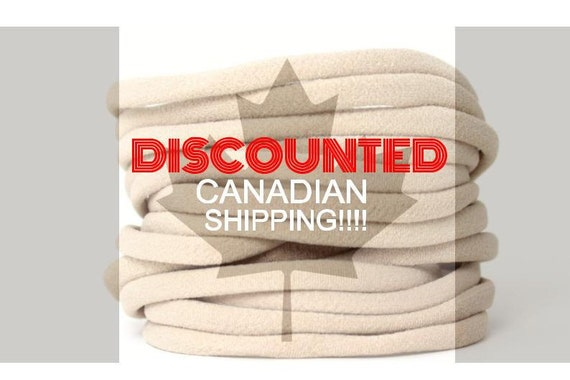 Coupon / Discounted Shipping to Canada / NOT FOR HEADBANDS / Coupon