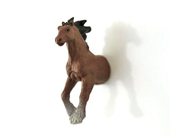"Fridge Magnet ""Clydesdale"""
