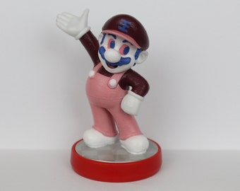 Grand Dad Custom Amiibo - Mario Party Amiibo