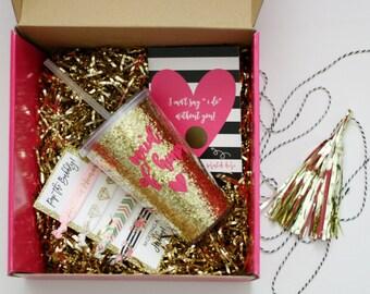 Bridesmaid Box Gift Set