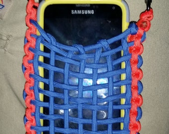 Customizable Paracord Phone Case
