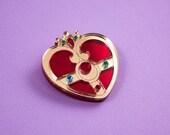 Sailor Moon - Cosmic Heart Brooch