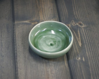 Handmade, One of a Kind Decorative Bowl, Ring Dish, Odds and ends holder, Flower Pot Dish