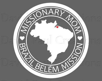 Brazil Belém Mission