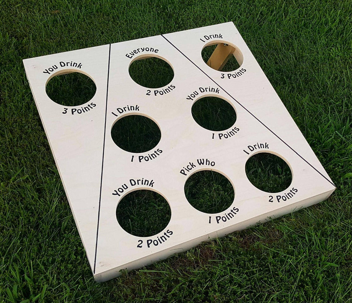 I Drink You Drink Boards Non Painted Diy Drinking Game