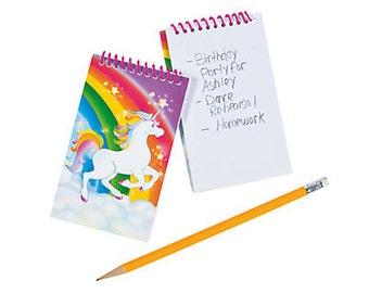 12/ My Sweet Unicorn  Notepads  / unicorn