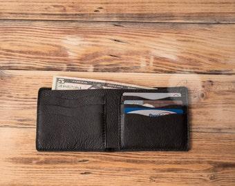 mens leather wallet mens wallet slim wallet for men card holder wallet travel wallet card wallet minimalist wallet credit card holder