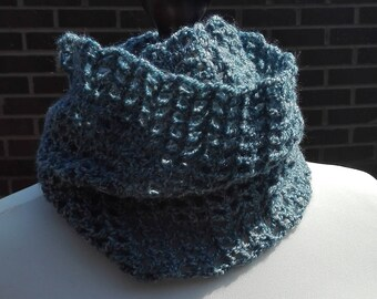 Crochet Scarf/Cowl