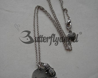 Always' song Necklace Bon Jovi Inspired