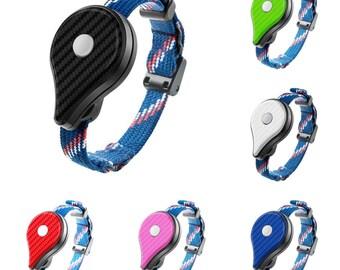 POKEMON GO PLUS - Carbon Fiber Look Fibre Vinyl 3D Fullbody Skin Protector Grip Wrap Decal Sticker - 9 Colors Available - Pogo