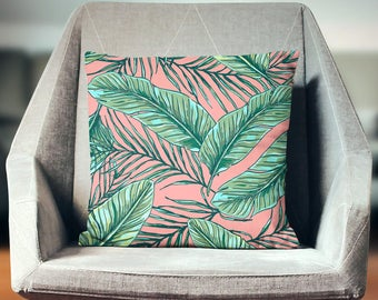 Tommy Bahama Pillow | Tropical Pillow | Tropical Throw Pillow | Tropical Cushion | Tropical Pillow Cover | Tropical Pillow Case
